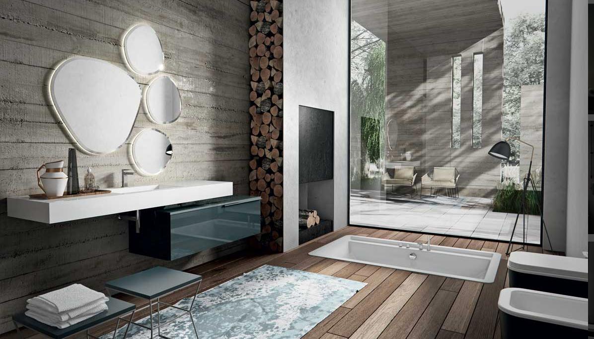 3 proposte di mobili bagno moderni a bassano del grappa for Servizi da bagno moderni